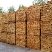 Roble blanco europeo 27 para fabricación de suelos macizos