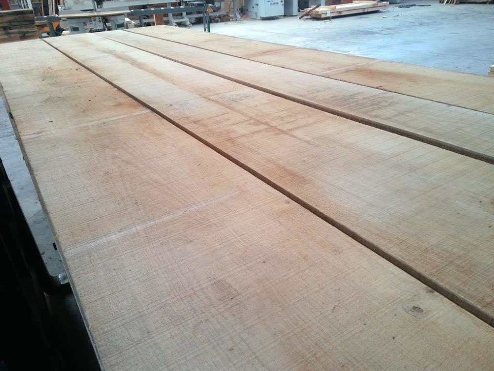 madera de Roble blanco europeo 38