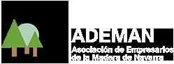 Logotipo Ademan