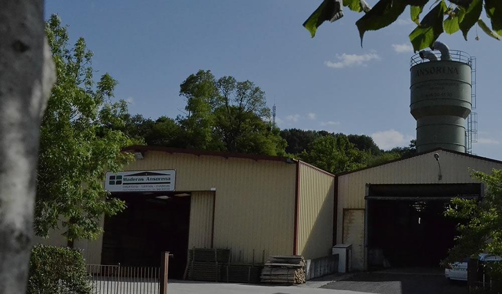 fabrica de maderas ansorena