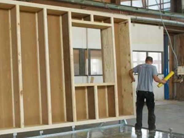 aislantes de fibras de madera