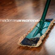 limpiar y desinfectar suelos de madera