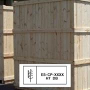 ¿Por qué elegir un embalaje industrial de madera